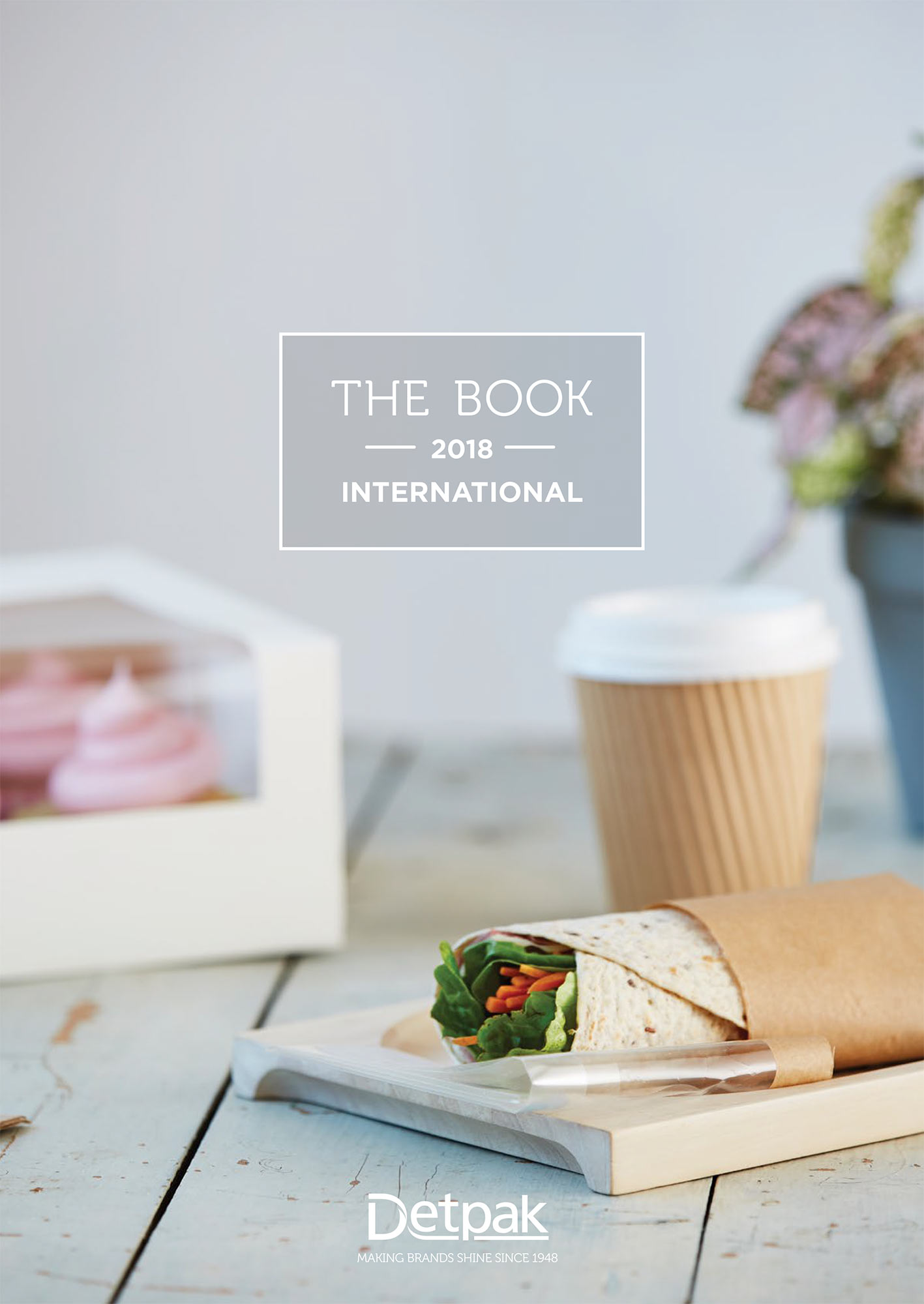 The Book - International 2018