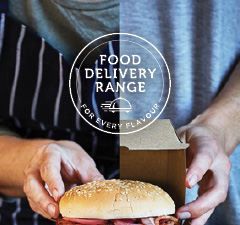 Food Delivery Brochure