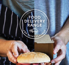 Food Delivery International Brochure