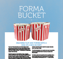 FORMA BUCKET BROCHURE - AUS, NZ, INTERNATIONAL