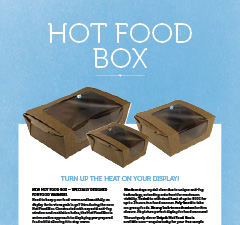 HOT FOOD BOX BROCHURE - AUS NZ