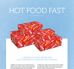 HOT FOOD FAST - AUS, NZ, INTERNATIONAL