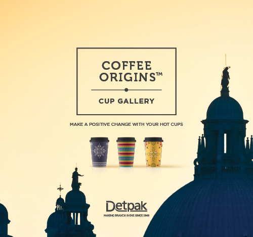 Coffee Origins Brochure
