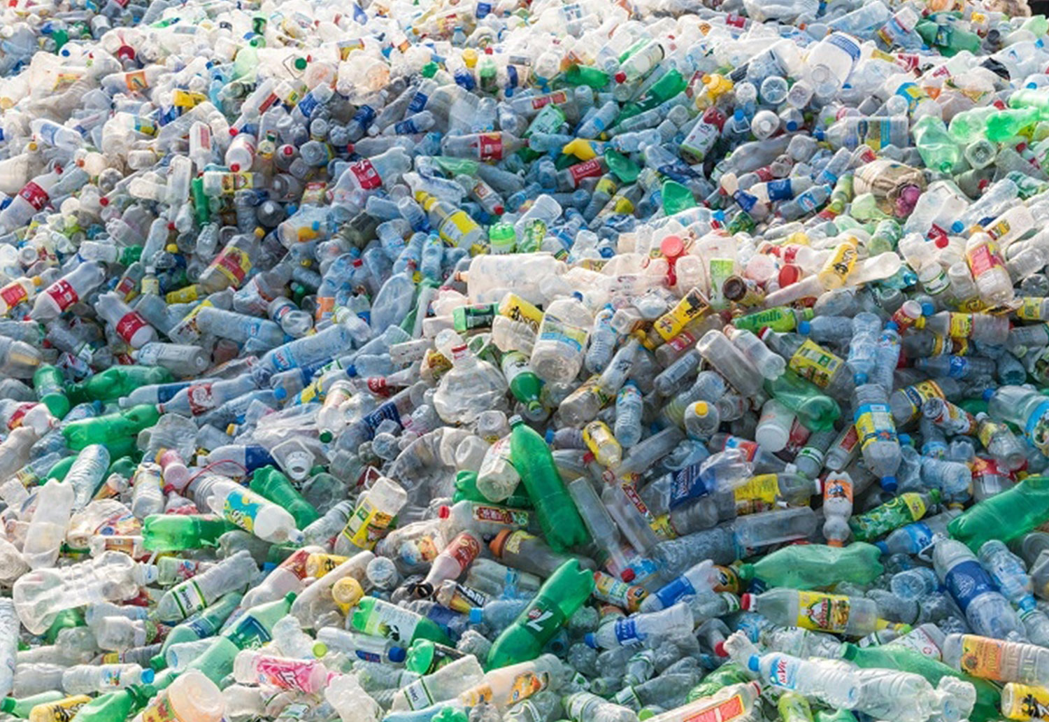 Image of plastic pollution