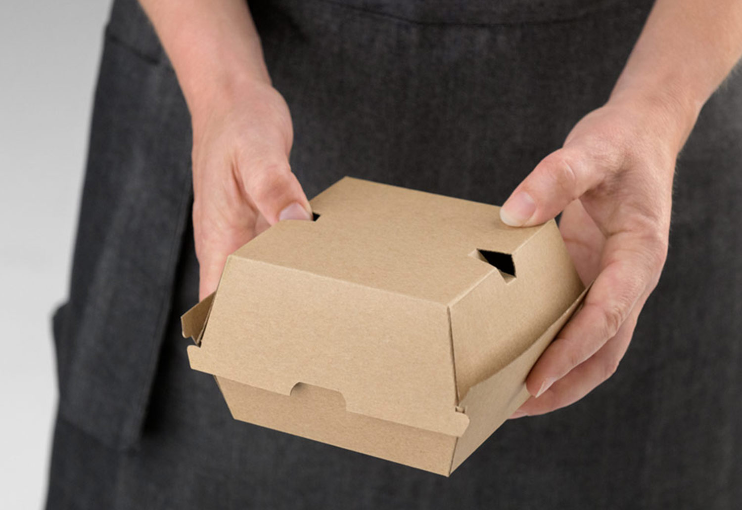 Image of sustainable packaging by Detpak