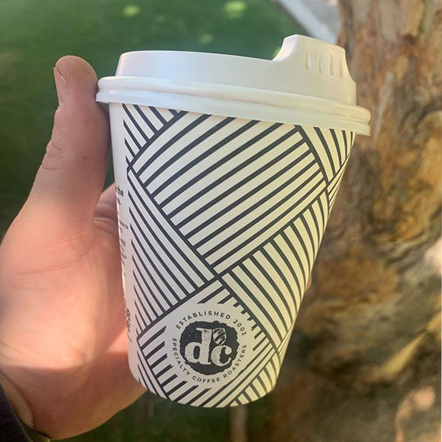 Image of DC Specialty coffee cup