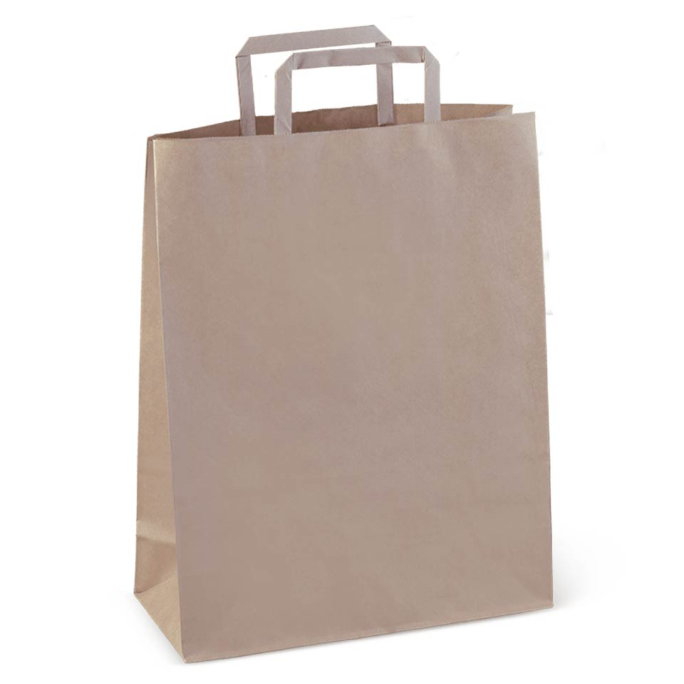 Image of an open paper bag