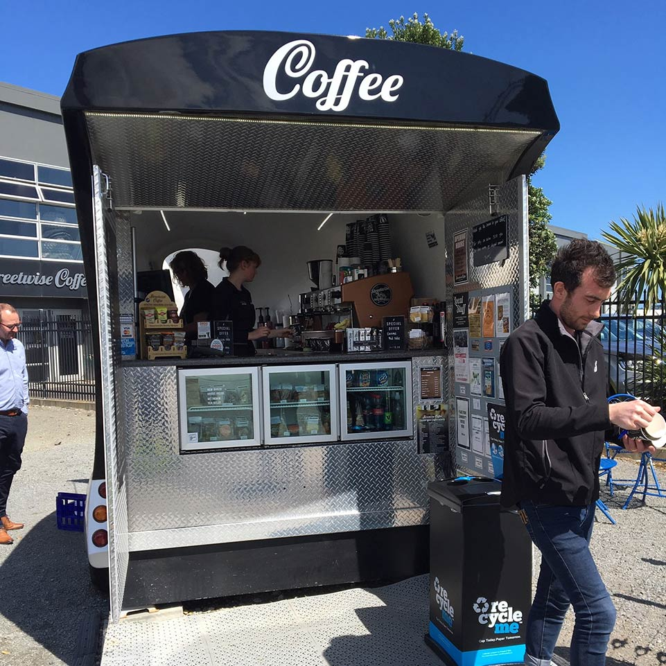 Image of Streetwise Coffee Cart