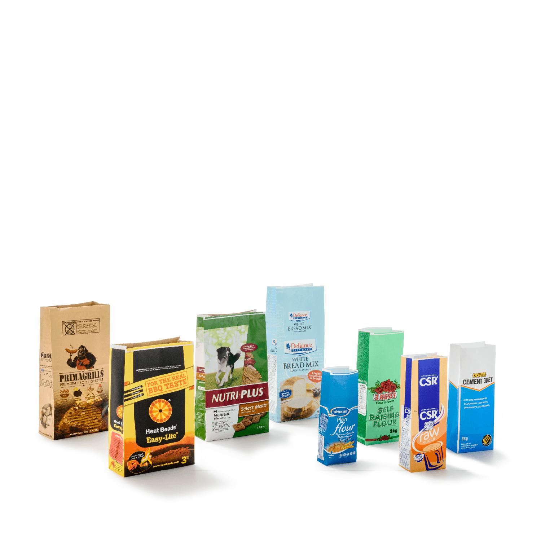 Detpak Packaged Goods for Industrial